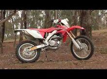 2011 Honda crf250x Wagga Wagga Wagga Wagga City Preview