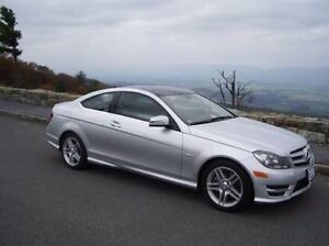 Mercedes c180 2013 Chatswood Willoughby Area Preview