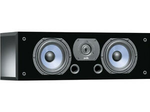Mint condition Polk Audio LSi C center speaker