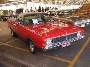 WANTED/ VJ TOWN & COUNTRY UTE PARTS Wodonga Wodonga Area Preview