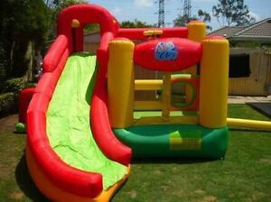 Jumping castle Yamanto Ipswich City Preview