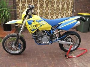 WANTED HUSABERG FE/FS 650 Carseldine Brisbane North East Preview