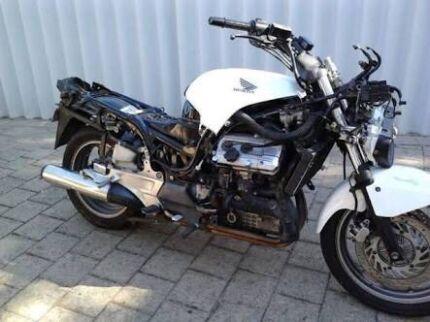 Wanted: Wrecking/ free/ cheap motorbike