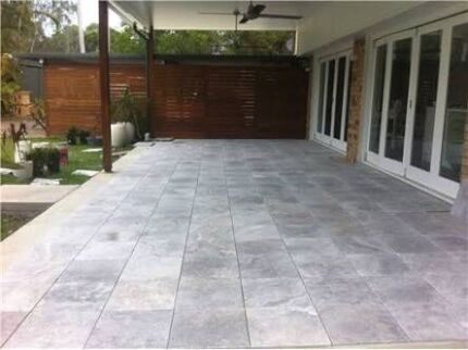Alfresco and patio tilling!! From $35m2