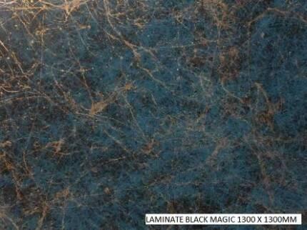 CARAVAN LAMINATE LINING BLACK MAGIC  INTERIOR LINING 1300 X 1300