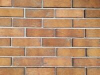 BRICK TILES MOORLAND Yellow/black/red flamed color 710NF, Hand molding