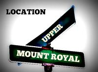 UPPER MOUNT ROYAL PROPERTY FOR SALE BY OWNER!