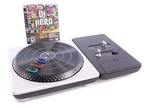 DJ Hero for PS3 (Missing Dongle)