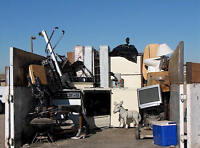 Cheapest junk/garbage removal in town $25+ free quotes