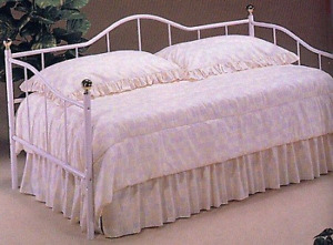 Ivory Day Bed Frame