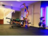 Powertec Multi-Gym Bench