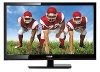 "RCA 19"" LED HD TV Flat Screen! Hardly used $60 OBO"