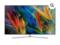 SAMSUNG QE55Q7FAM 55″ 4K ULTRA HD HDR SMART QLED TV