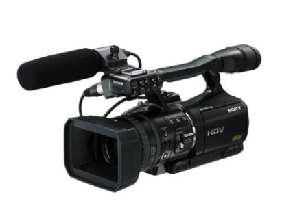SONY HVR-V1P HDV 3CMOS PRO Camcorder  ONLY 1150 $ Bonner Gungahlin Area Preview