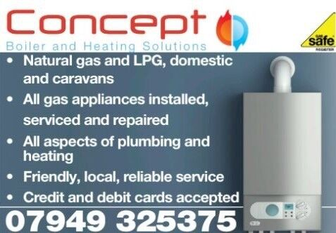 All Gas, Plumbing and Central Heating work | in Anlaby, East ...