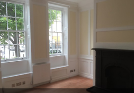 **Period Style Building** Holborn WC1 | Semi Serviced Units Available to Rent | 2-26 People