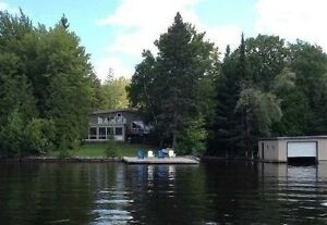 cottage for sale on the lake - Muskoka Lakes Cottages