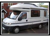 Autosleeper, or similar Diesel motorhome wanted by private buyer, cash sale