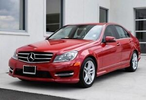 2014 Mercedes-Benz C-Class C300 Sedan