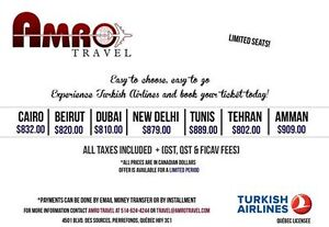SPECIAL FLIGHTS OFFER