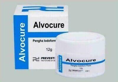 Alvocure Dry Socket Paste Pengha Alveolar Alvogyl Dental Dressing 12gm New Pack