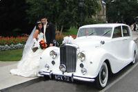 Antique Classic Cars Limo Rental - Weddings Bentley Rolls Royce
