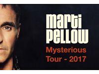 Marti Pellow Tickets Glasgow