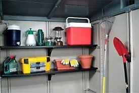 Keter apex shelfs brand new