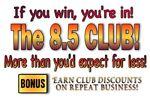 The 8.5 Club