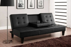 New in Box Sofa Bed Futon 1