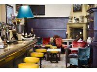 Busy Gastro Pub in Chelsea is Looking for Part time and Full time floor staff