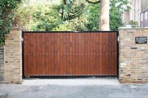 Sliding gate ebay sliding electric gates solutioingenieria Image collections