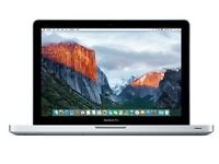 Apple Macbook Pro 13.3 in Intel Core-i5 2.5GHz 4GB RAM discount cheap