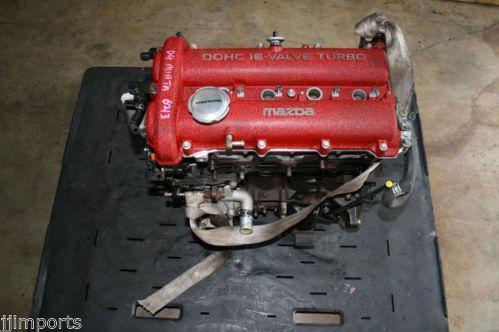 Mazdaspeed Engine Ebay