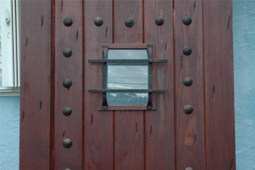 Rustic Wood Doors Ebay
