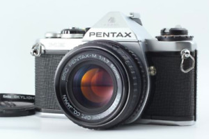 Pentax ME Super 35mm camera with Tokina AT-X Zoom Lens 28-85mm