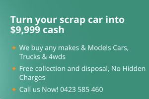 Want to Buy: Damaged and Unwanted Vehicles
