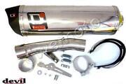 Suzuki Bandit 650 Exhaust