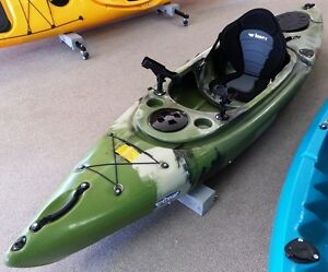 Strider kayak with seat and paddle  $495