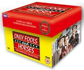 Only Fools and Horses Entire DVD Collection