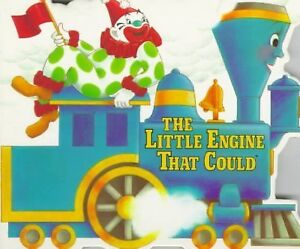 The Little Engine That Could (Board Book) - New Condition