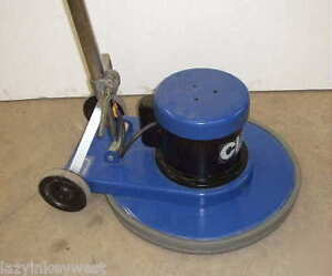 Clarke C2K Commercial Floor Polisher 2 Speed 20 inch pad.