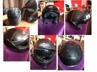 Caberg justissimo flip face crash helmet for sale £80 ONO