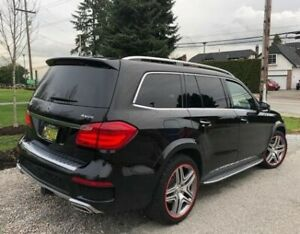 2015 Mercedes-Benz GL550 4-MATIC