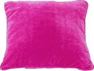 Pink Velvet Cushion Cover