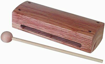 GP Percussion Wood Block with Stick
