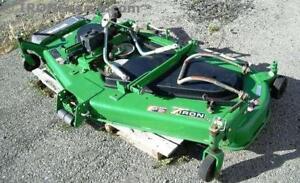 John Deere 72D Mower Deck