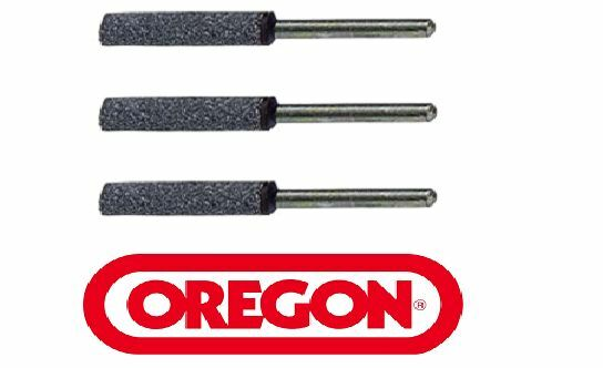 "Oregon SureSharp Chainsaw Sharpening Grinding Stones 3/16"" (4.8mm) - 31396E"