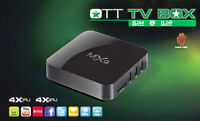 ANDROID BROS® TV BOX *MXQ*QUAD CORE*WATCH TV FREE*FULLY LOADED*