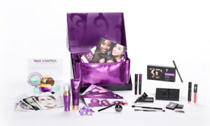 Kit complet maquillage haute gamme